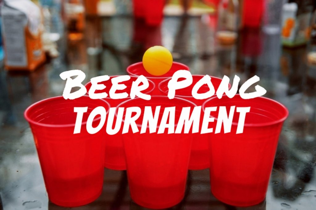 Soda Factory Surry Hills Independence Day 4th of July Party Beer Pong Tournament