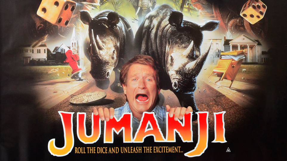 jumanji-film-1995 - The Soda Factory